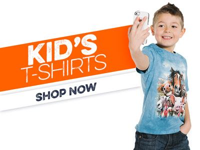 Mountain Kids T-Shirts