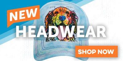 The Mountain Headwear featuring Artist Dean Russo