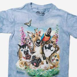 Pets T-Shirt Collection