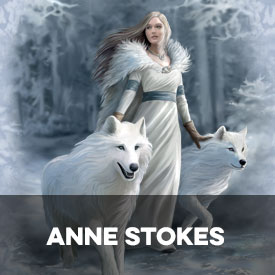 Anne Stokes Apparel Collection