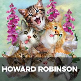 Howard Robinson Apparel Collection
