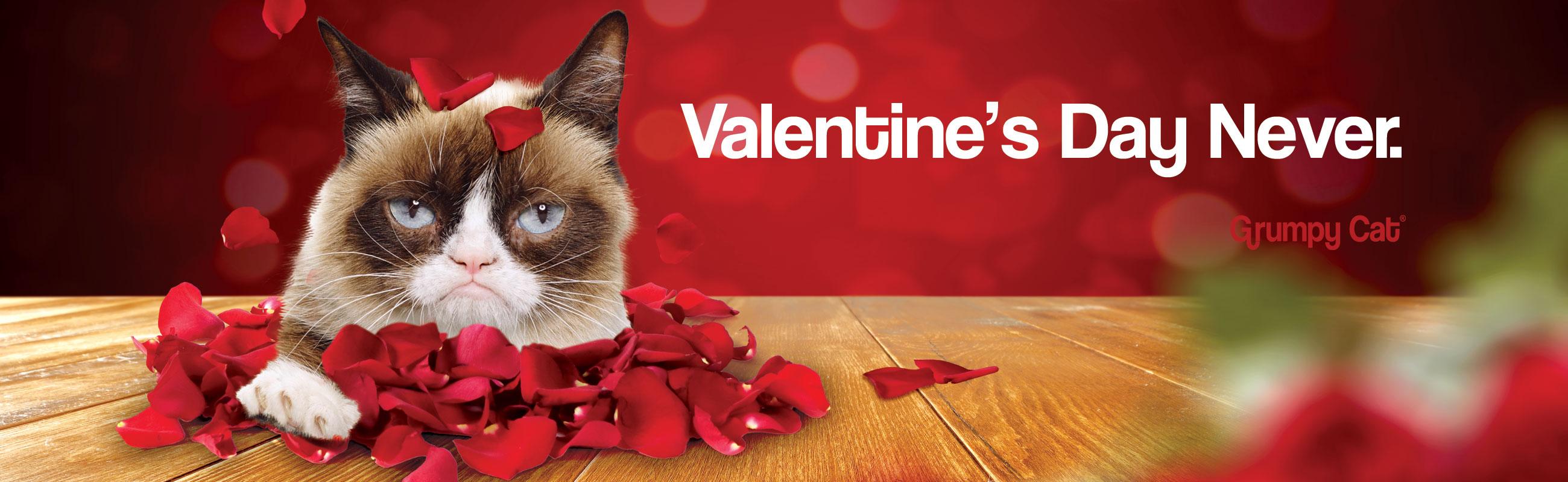 Grumpy Valentine