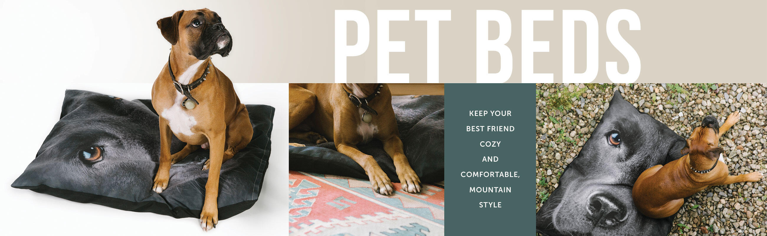 Shop Mountain Pet Beds