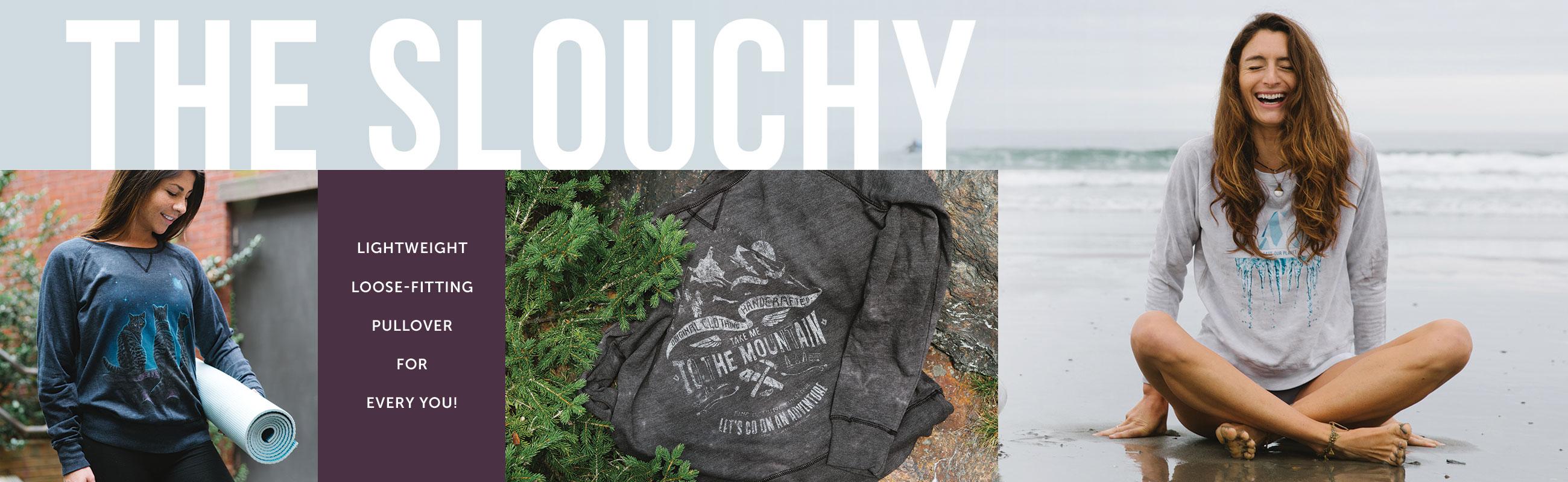 Women's Slouchy