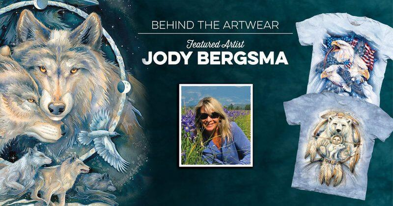 Behind the Artwear with Jody Bergsma